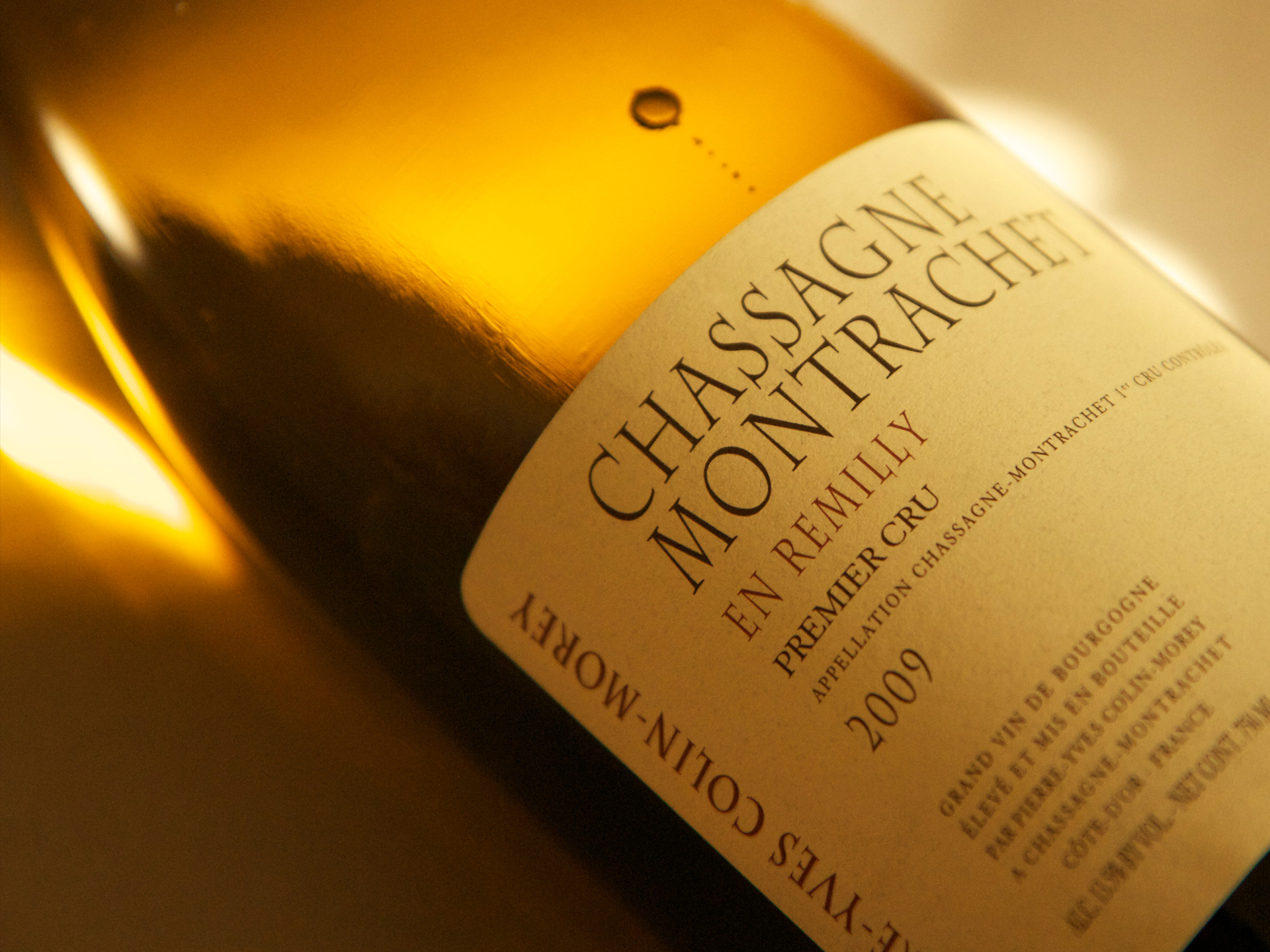 Chassagne Montrachet pierre-yves-colin-morey wine photography