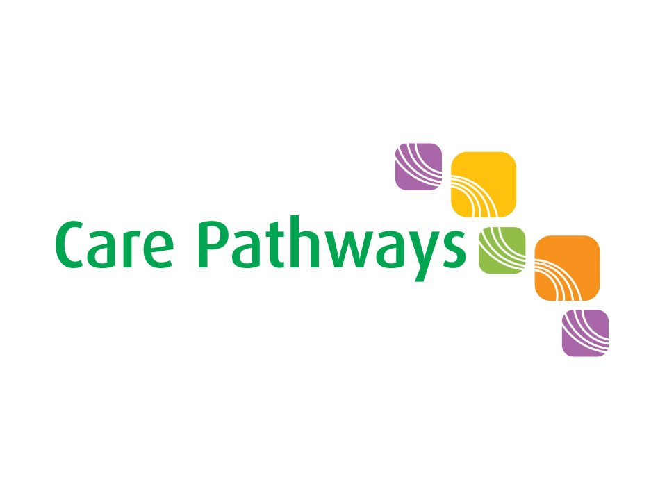 Healthcare logo design care pathways
