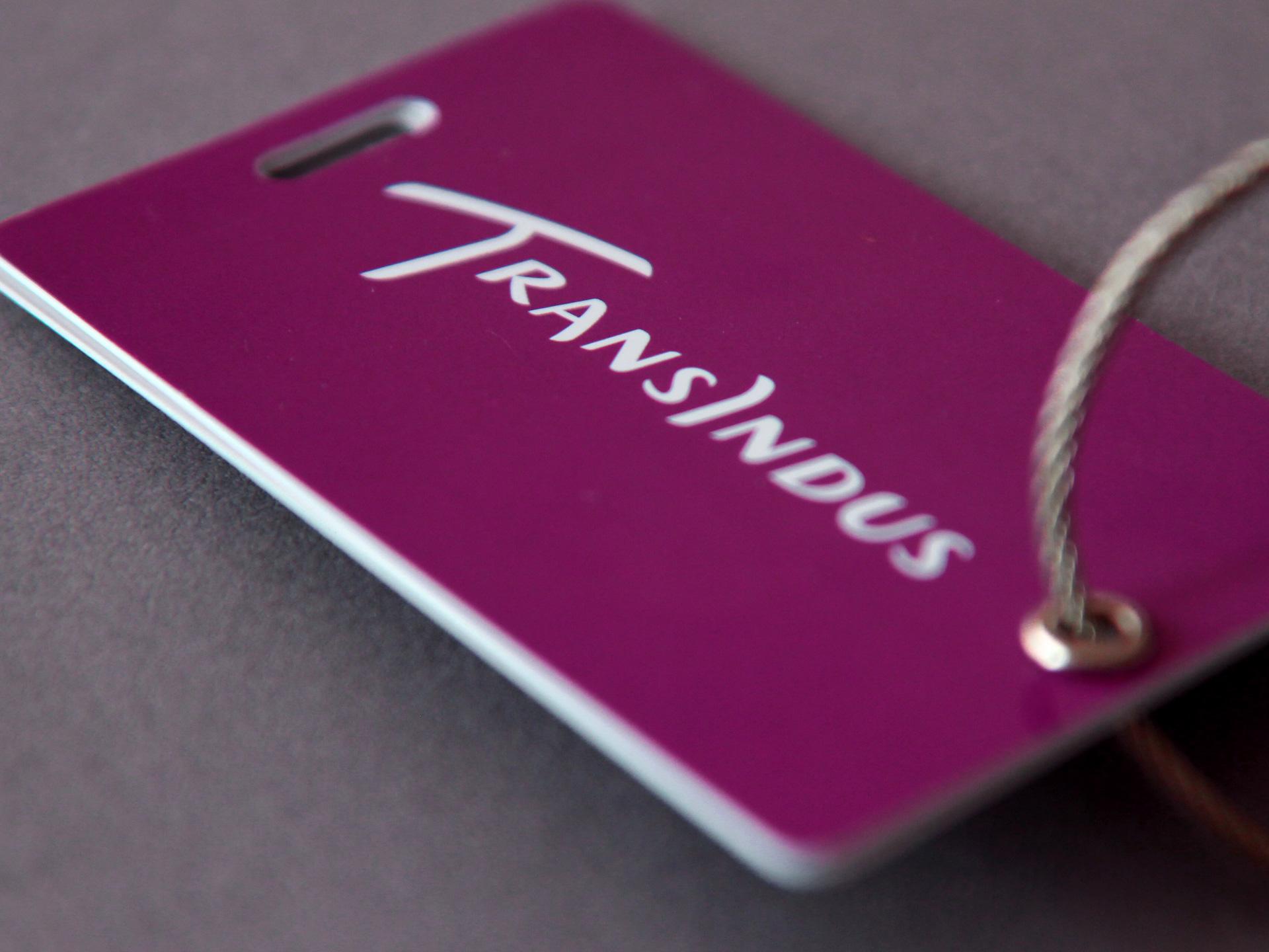 Transindus identity