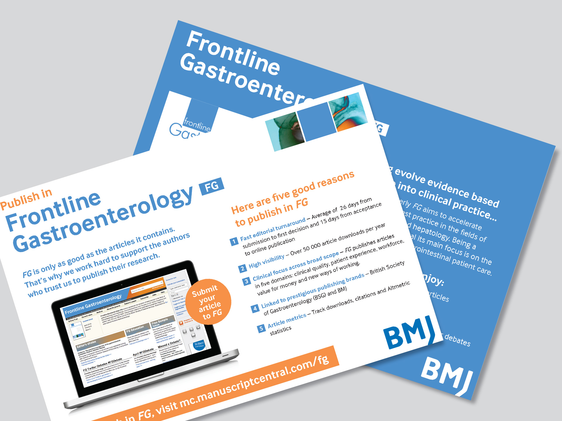 BMJ Publishing Graphic Design