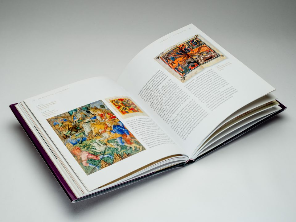 British Library Book Design
