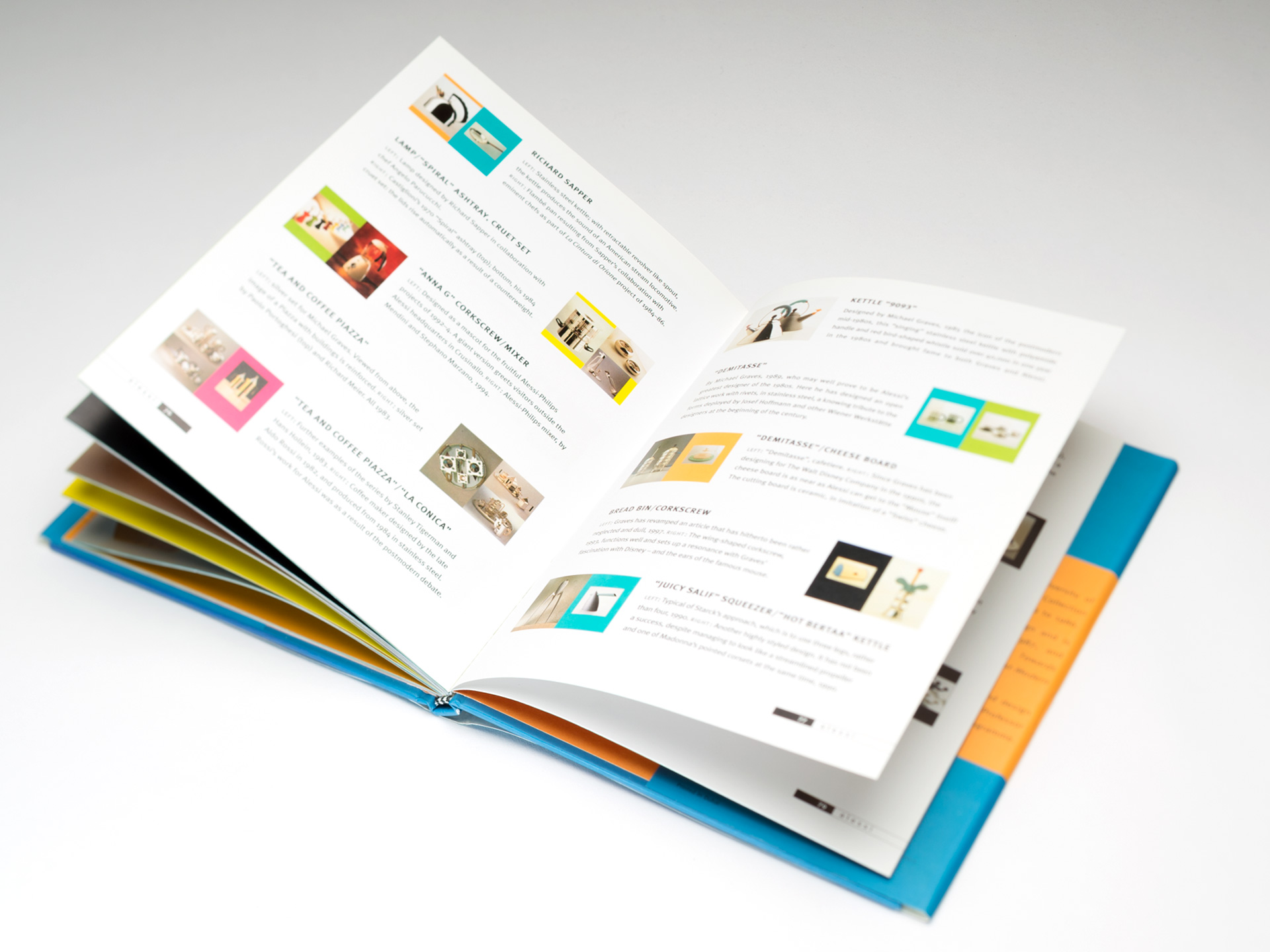Carlton Publishing Book Design