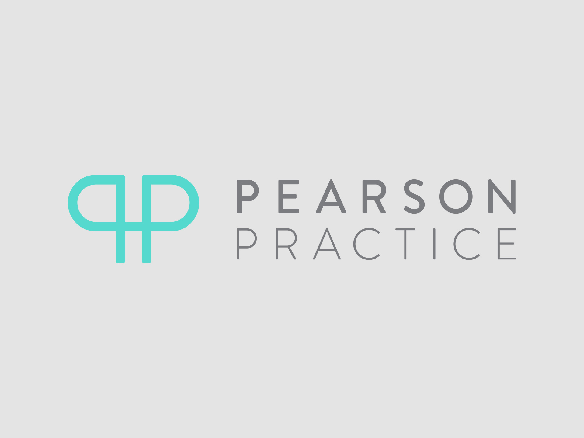 Pearson Practice Brand Identity