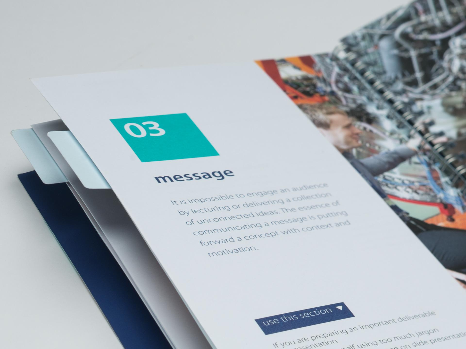 Threshold graphic design
