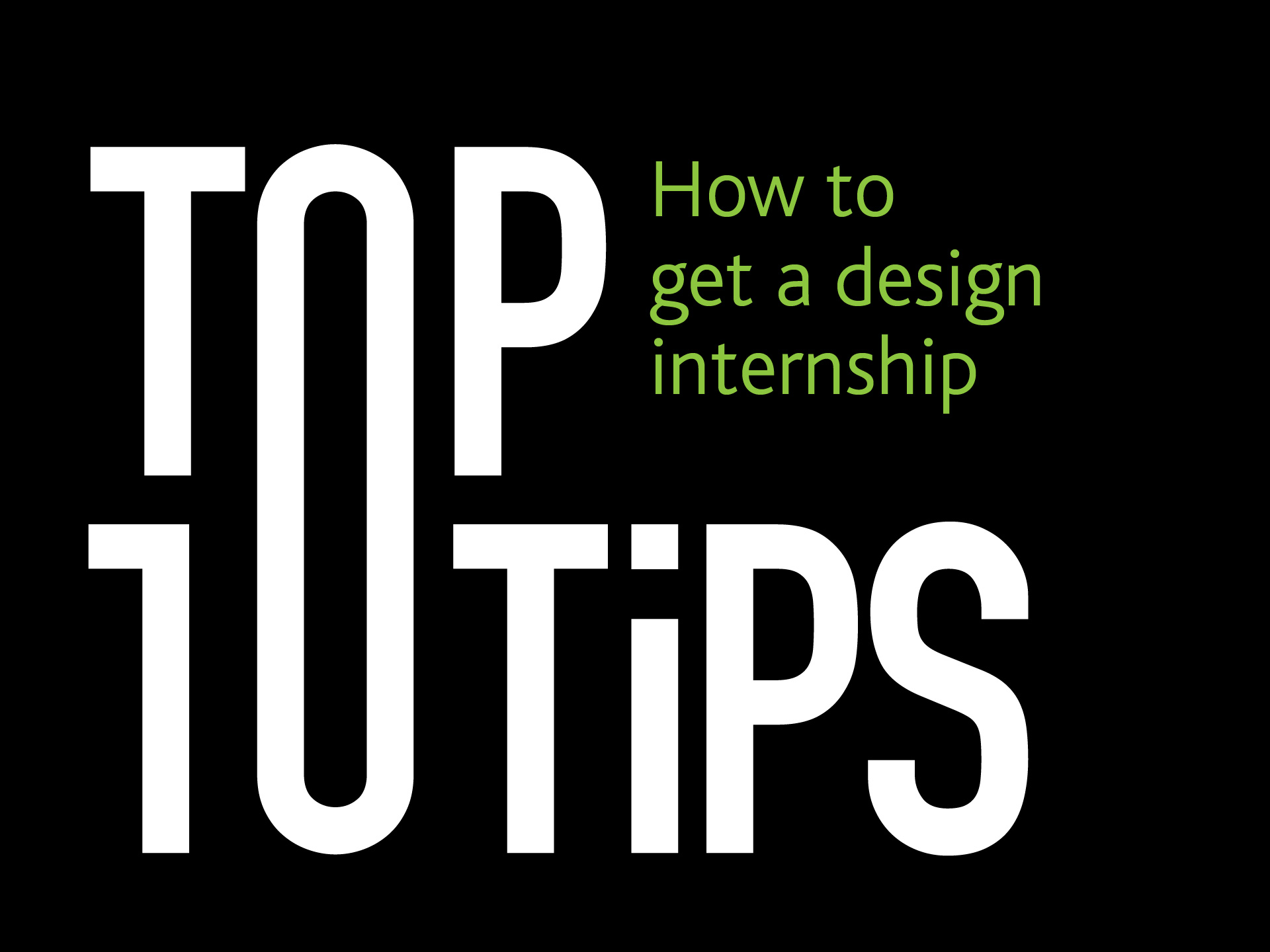how to a graphic design internship top 10 tips mercer design how to a graphic design internship top 10 tips